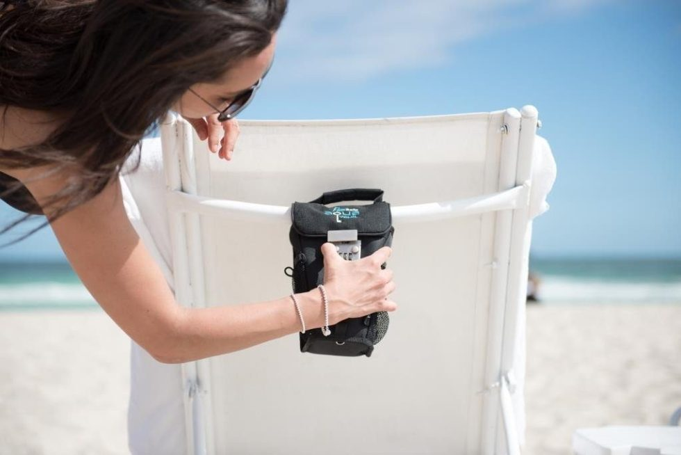 AquaVault FlexSafe Portable Outdoor Safe - 5