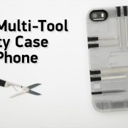 IN1 Multi-Tool Utility Case For iPhone from ThinkGeek