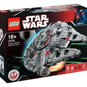 LEGO Star Wars Ultimate Collector's Millennium Falcon 2