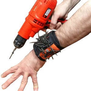 Magnetic Wristband For Your Tools - 1