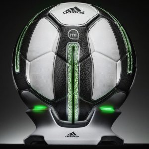 Micoach Smart Soccer Ball by Adidas - 1