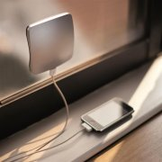 Window Solar Charger - Cool!