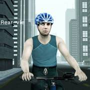 Smart Cycling Helmet with Rear View Assist | Babaali | World Leading Helmet Manufacturer