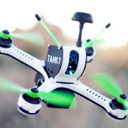 TANKY: World\'s Fastest Production FPV Racing Drone Quadcopter