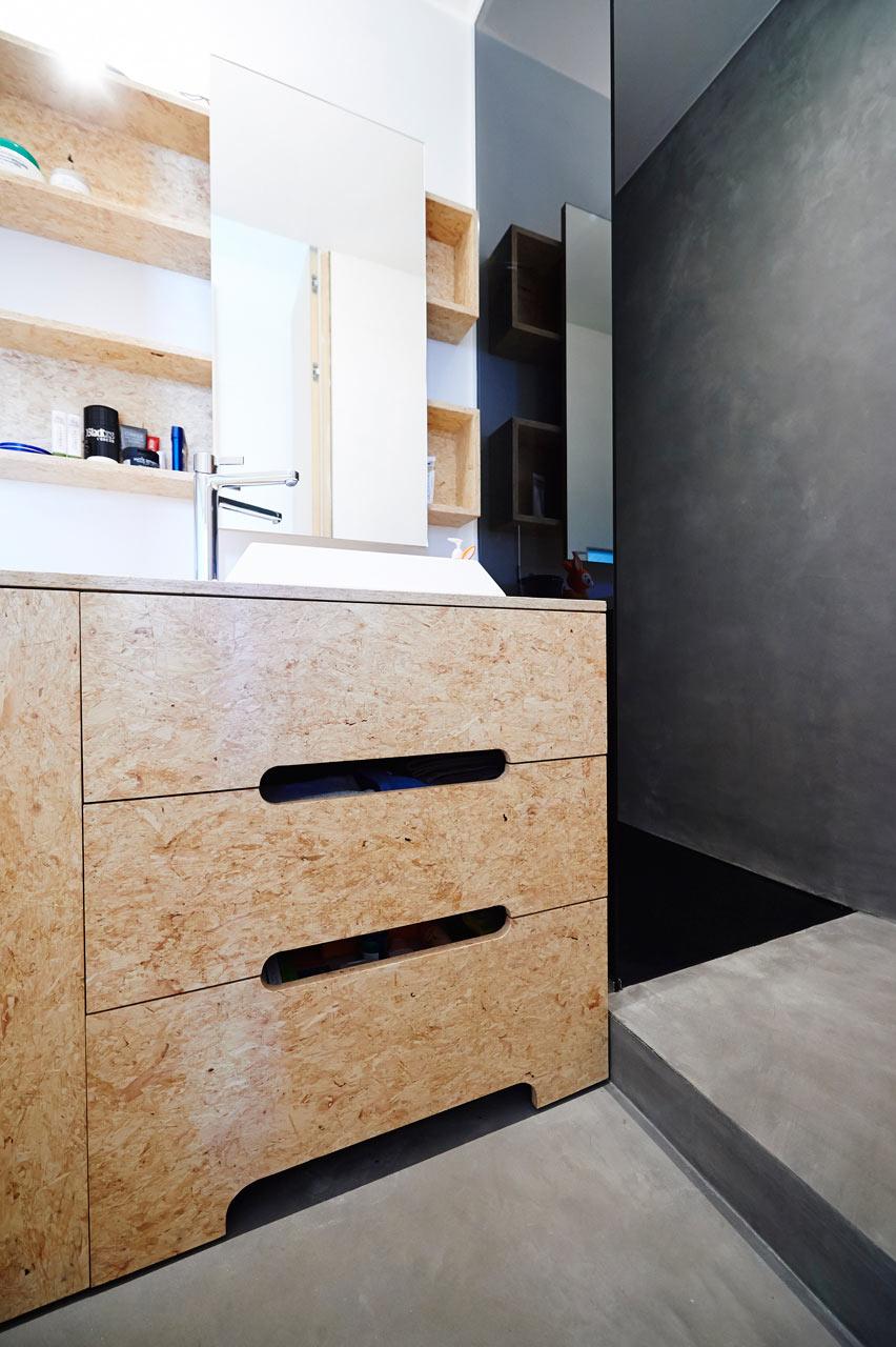 Small One Room Apartment Interior Design Inspiration
