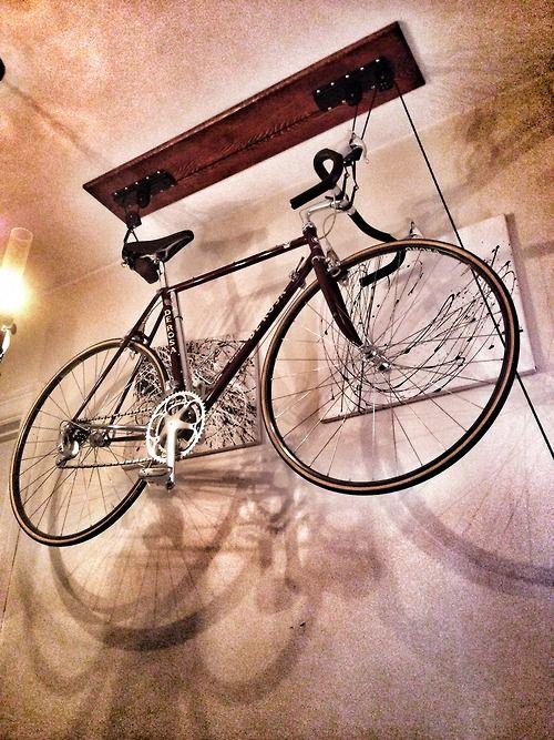 Bike Storage Ideas 30 Creative Ways Of Storing Bike Inside Your Home