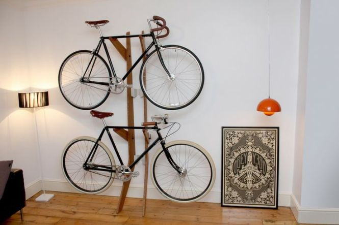 Bike Storage Ideas 30 Creative Ways Of Storing Inside