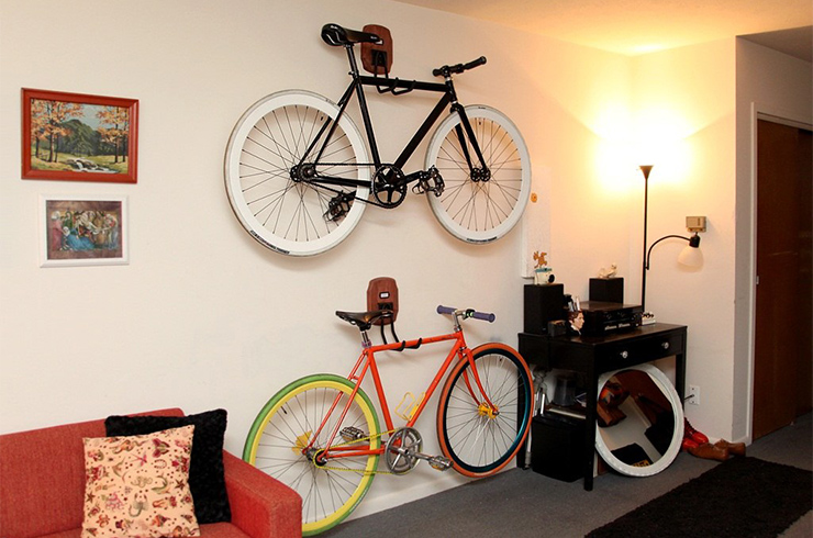 Bicycle Rack Motorcycle