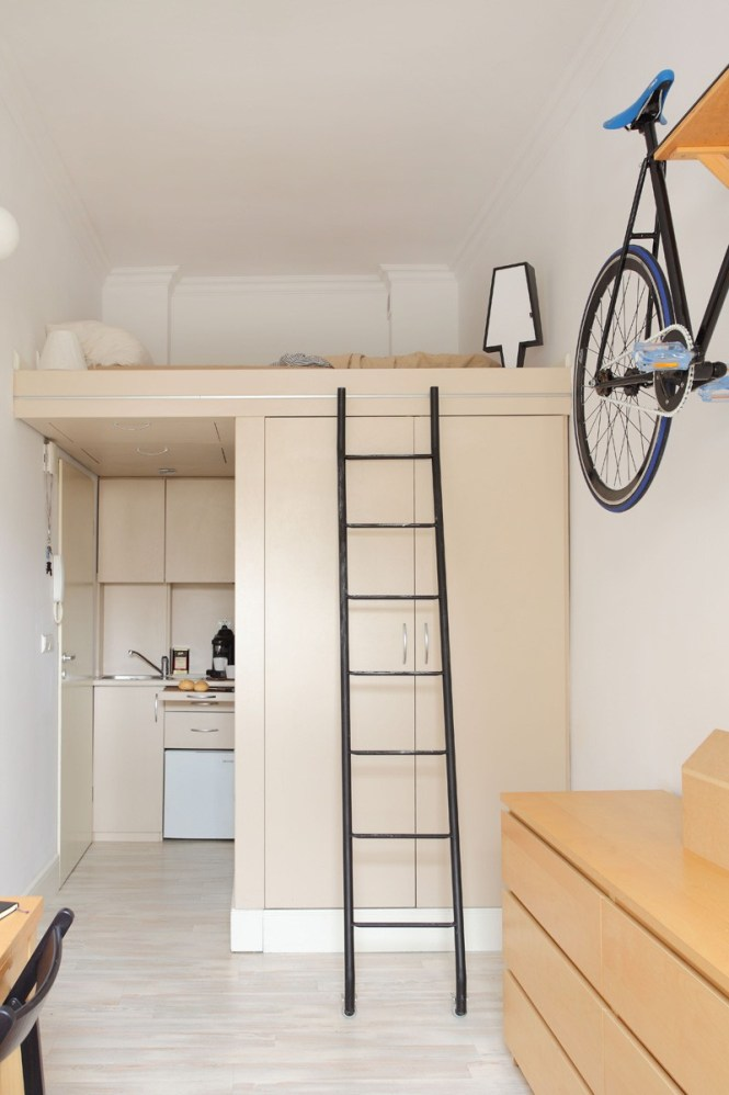 13m2 Tiny Apartment In Wroclaw