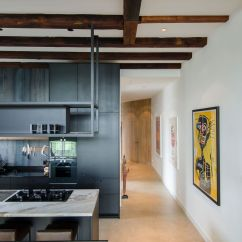 Decoration Ideas For Living Room In Apartments How To Design A Narrow Old Sugar Factory Was Converted Into Contemporary Loft ...