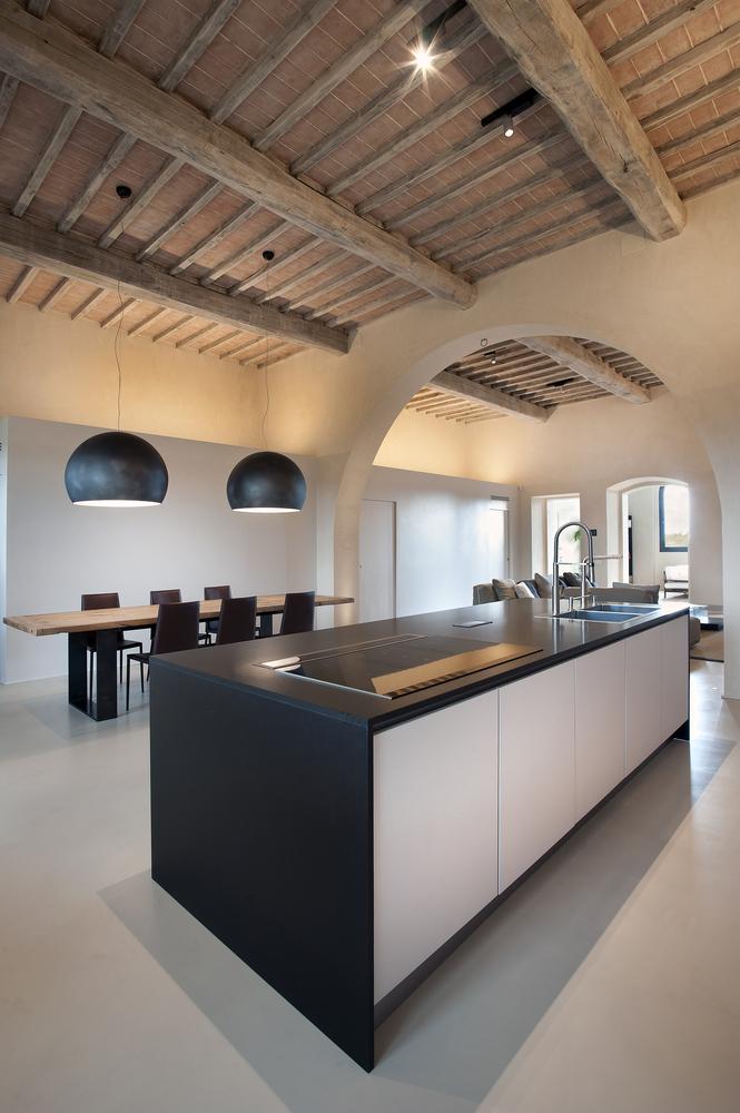 15th Century Italian Villa Renovation by CMT Architects