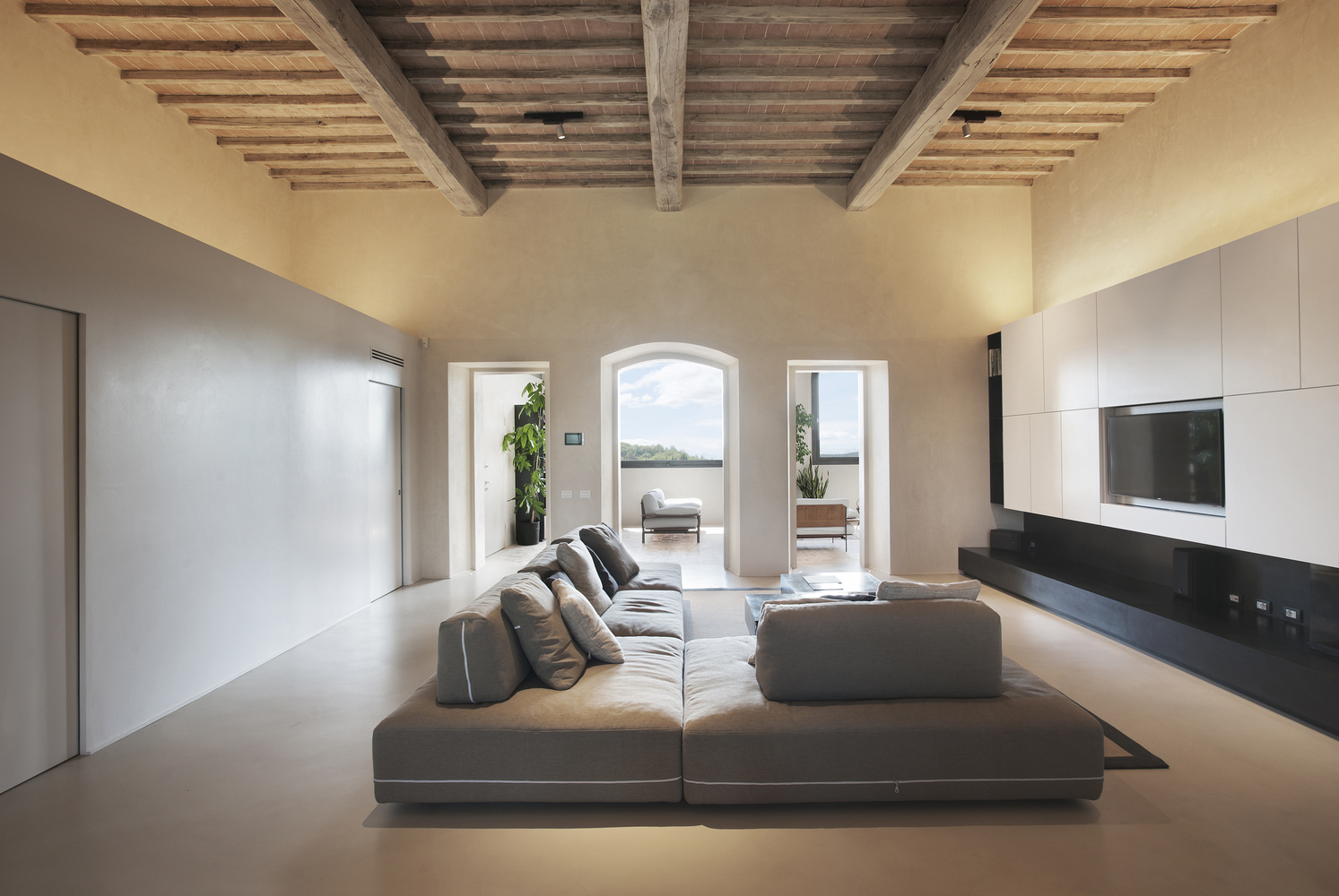 15th Century Italian Villa Renovation by CMT Architects  Your No1 source of Architecture and