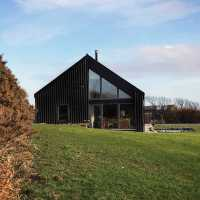 Black Cottage - a contemporary and low energy home by 2020 Architects