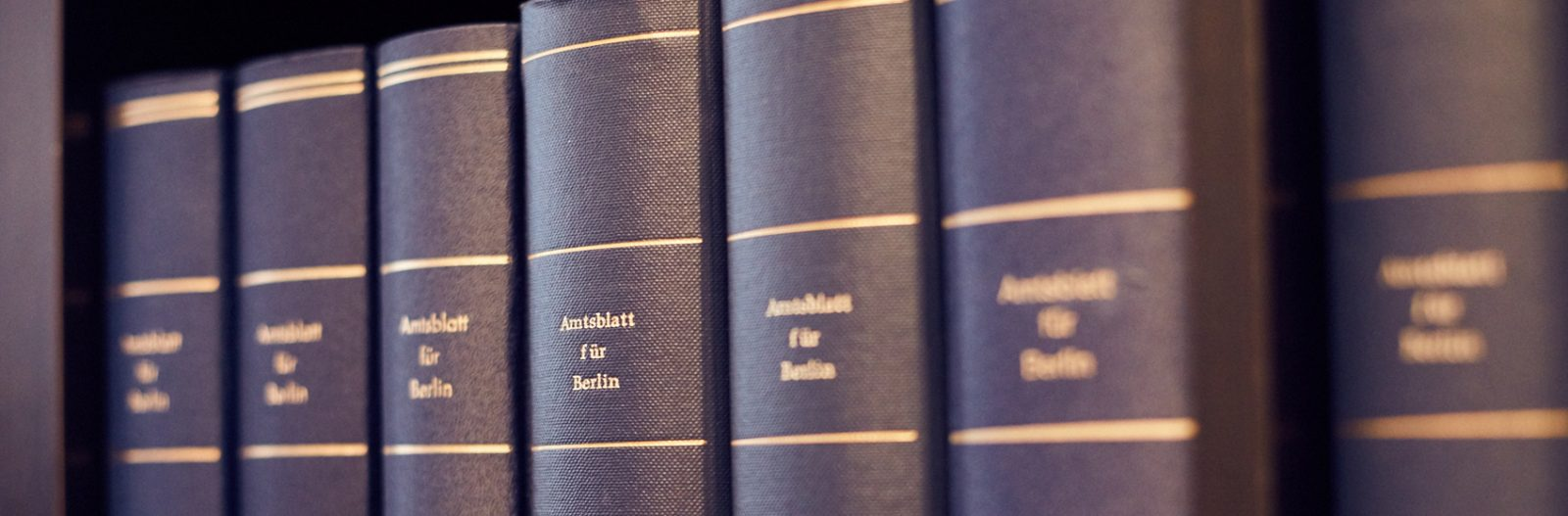 Bücher Amtsblatt für Berlin