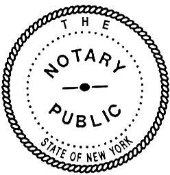 New York Notary Public