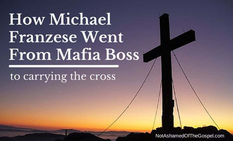 How Michael Franzese Went From Mafia Boss to Carrying the Cross