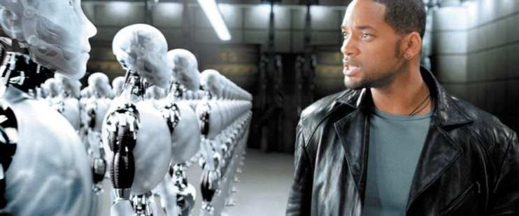 irobot Will Smith