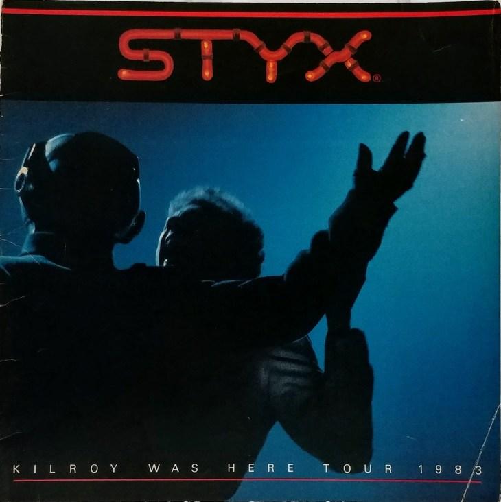 Álbum de Styx