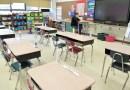 Casi todos los niños de EE.UU. viven en zonas rojas de covid-19 bajo las nuevas guías de los CDC para las escuelas