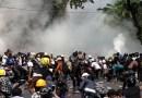 Myanmar es una 'zona de guerra': las fuerzas de seguridad abren fuego contra manifestantes pacíficos y matan al menos a 38