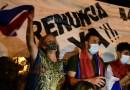 Mario Abdo Benítez hace nuevos cambios de autoridades sanitarias en el sexto día de protestas