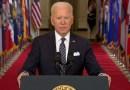 Biden ordena a los estados abrir la vacunación a todos los adultos antes del 1 de mayo