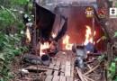 Destruyen uno de los principales laboratorios de cocaína de las disidencias de las FARC
