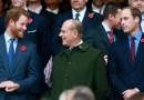 El príncipe Harry habría aterrizado en el Reino Unido para el funeral del príncipe Felipe