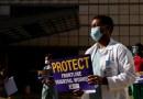 Un año de trauma: más de 3.600 trabajadores de salud de Estados Unidos murieron en los primeros 12 meses de covid-19