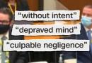 Los cargos por los que declararon culpable a Derek Chauvin, explicados