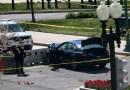 Muere un policía del Capitolio en ataque a las afueras del edificio; el sospechoso falleció