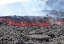 Reportan nuevo flujo de lava proveniente del volcán Pacaya en Guatemala