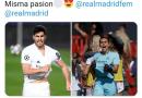 Borró esta foto con un jugador del Real Madrid por insultos machistas y lo que ocurrió luego fue puro amor