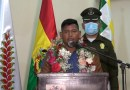 Detienen al ministro de Desarrollo Rural y Tierras de Bolivia, Edwin Characayo, por supuestos actos de corrupción