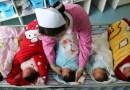 China permitirá que las parejas tengan hasta tres hijos en un intento por revertir la caída de la tasa de natalidad