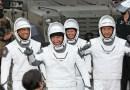 Las preguntas más interesantes que los astronautas de la SpaceX Crew-1 respondieron tras regresar a la Tierra