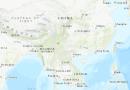 Sismo de magnitud 6,0 sacude China, según USGS