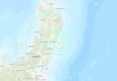 Sismo de magnitud 6,8 sacude noreste de Japón