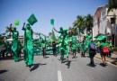 Cientos marchan en Santo Domingo a favor de la despenalización del aborto en tres circunstancias