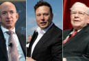 La administración de Biden investiga la filtración «ilegal» de la información fiscal de Jeff Bezos, Elon Musk y Warren Buffett