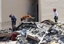 Las autoridades inspeccionan los edificios cercanos después del colapso de un condominio en Miami