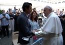 Egan Bernal, ganador del Giro de Italia, se encuentra con el papa Francisco: «Ha sido la experiencia más bonita de mi vida»