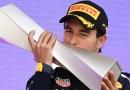 El mexicano Sergio Pérez ganó el Gran Premio de Azerbaiyán