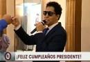 Cantante Bonny Cepeda se desdice: ahora afirma que no cobró US$ 60.000 por cantar en el cumpleaños de Maduro