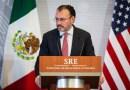 Inhabilitan a Luis Videgaray por 10 años para ejercer cargos públicos