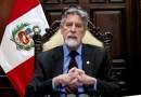 El presidente de Perú, Francisco Sagasti, dice que es inaceptable incitar a las FF.AA. a quebrantar el Estado de derecho