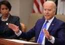 Biden enfrenta preocupaciones sobre la inflación mientras habla de ganancias económicas