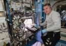 Los astronautas de la Estación Espacial Internacional están cultivando chiles por primera vez