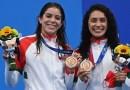 ¡Medalla para México en clavados! Alejandra Orozco y Gabriela Agundez conquistan el bronce