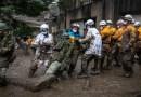Se teme que 80 personas estén desaparecidas por el mortal «tsunami» de lodo en el centro de Japón